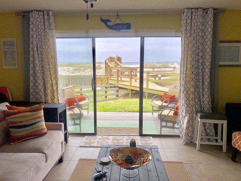Mayo Clinic under 15 min (6 miles), Beach under 2 min walk, casa vacanza a Atlantic Beach