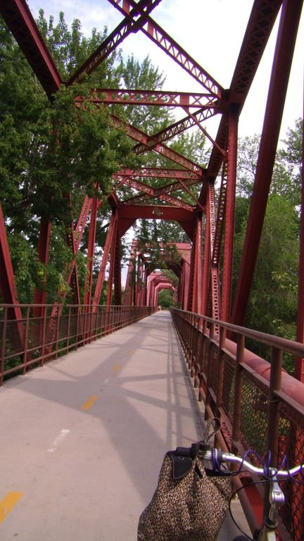 The Boise Greenbelt is a short walk to get a little exercise a beautiful views.