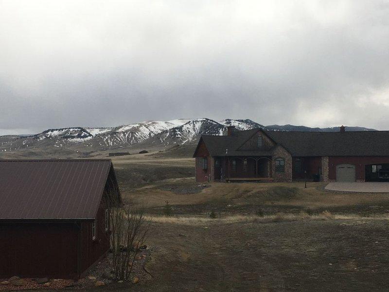 Bighorn Mountains Getaway, holiday rental in Buffalo