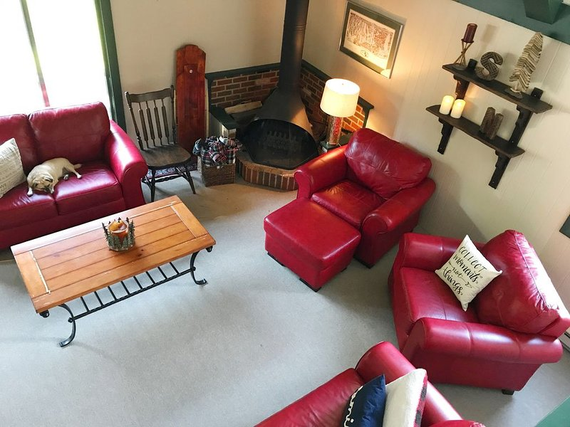 Ultimate Ellicottville Ski Experience: Cozy, comfortable and sleeps 17+, Ferienwohnung in Little Valley