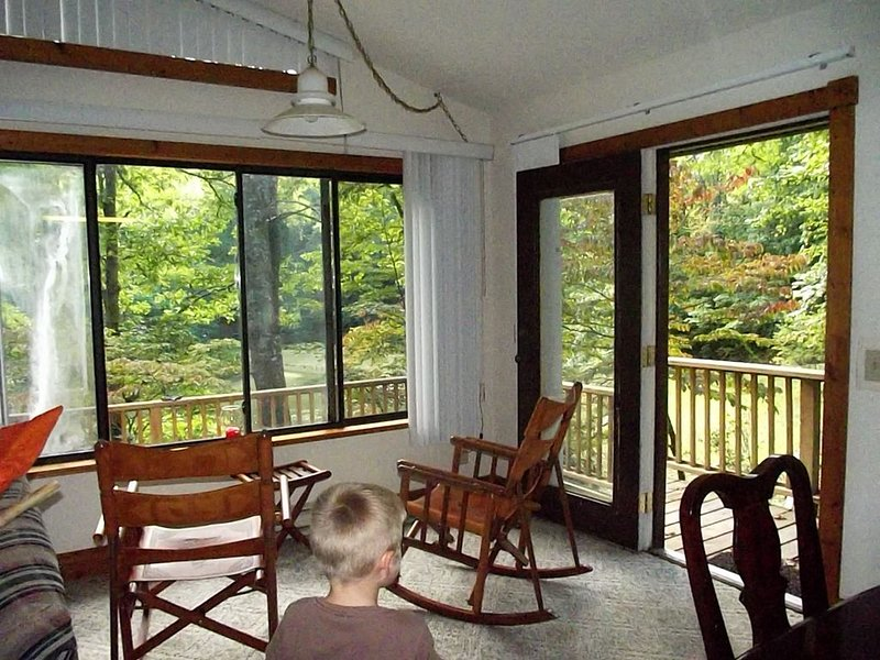 Smoky Mountain home-from-home, holiday rental in Whittier