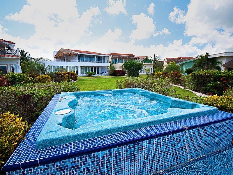 Panoramic Sea View - VISTA BONITA (Costa del Sol D4), holiday rental in San Miguel de Cozumel