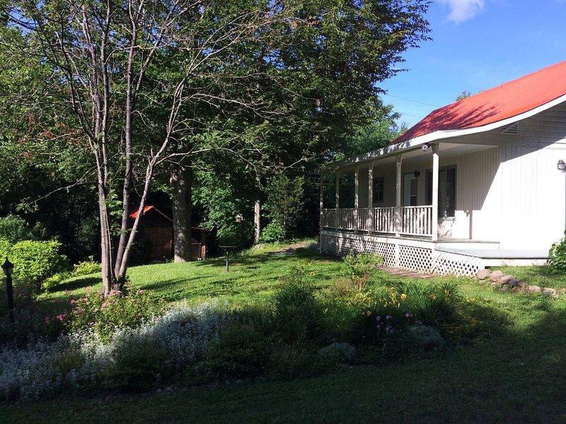 Cottage for rent - North of Tremblant - Laurentians - Chalet à Louer Tremblant, alquiler de vacaciones en Duhamel