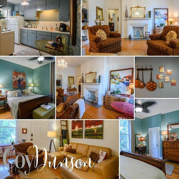 Childress House: The Coy Dunson, alquiler de vacaciones en Murfreesboro