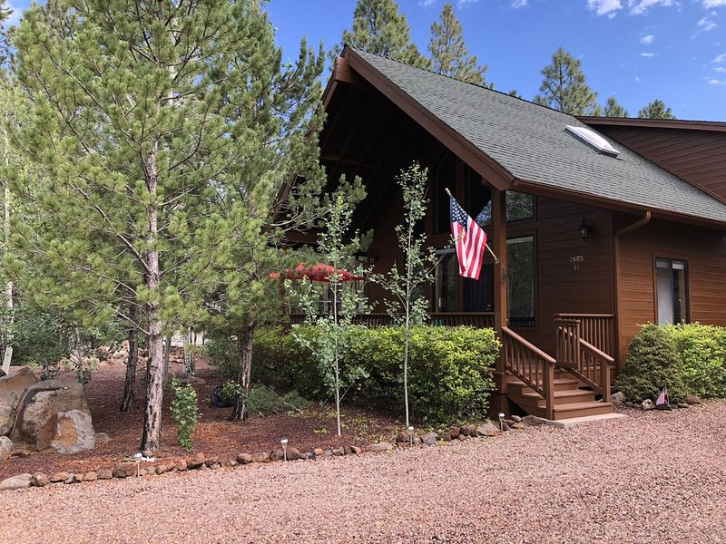 Mountain Oasis in beautiful Pinetop, AZ, location de vacances à Vernon