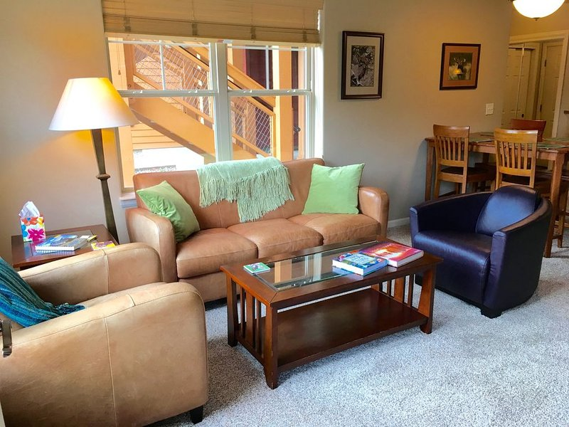Inviting Two Bed, Two Bath in lovely Waterside West Fraser, vacation rental in Fraser