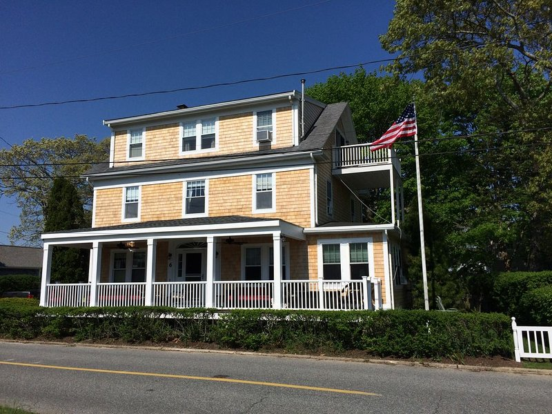 Ocean View House for Rent in Fabulous Falmouth Heights!!!, vacation rental in Falmouth
