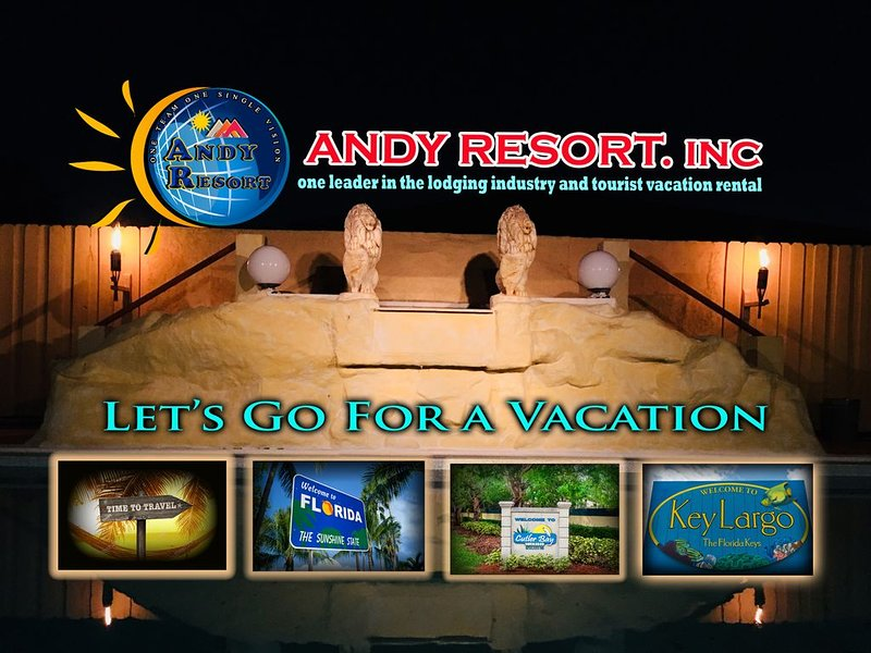 ANDY  accommodation is good for couples, business, alquiler vacacional en Florida City