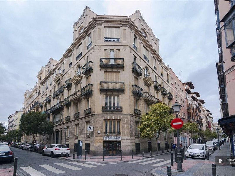Charm and design in the heart of Madrid