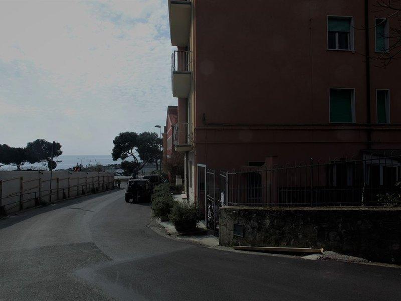 DIAMANTE BLU   nelle 5Terre -Cod.Citra 011019-LT-0241, vacation rental in Monterosso al Mare