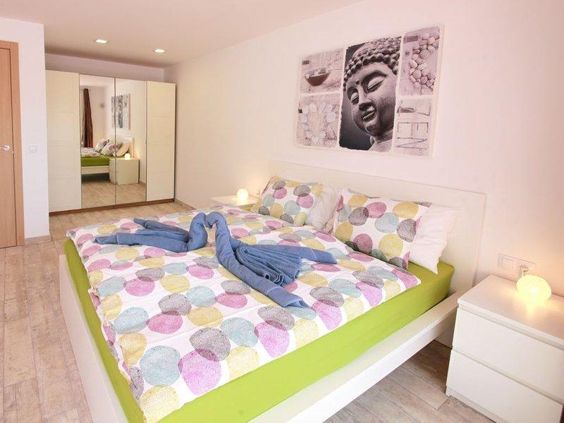 Apartment mit großer Terrasse - Ideal auch für Langzeiturlauber, aluguéis de temporada em Costa Calma