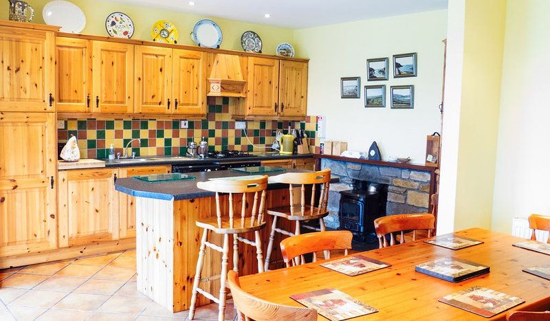 Tig na Cille Kitchen *** Dining