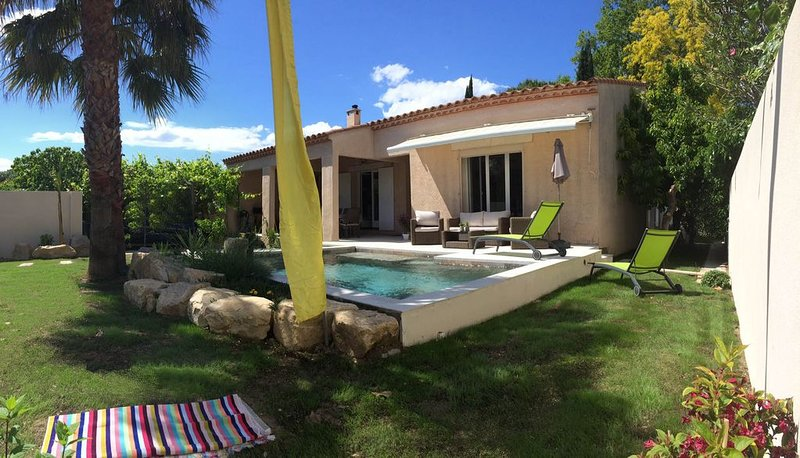 Villa avec piscine privée Lattes centre, vacation rental in Villeneuve-les-Maguelone