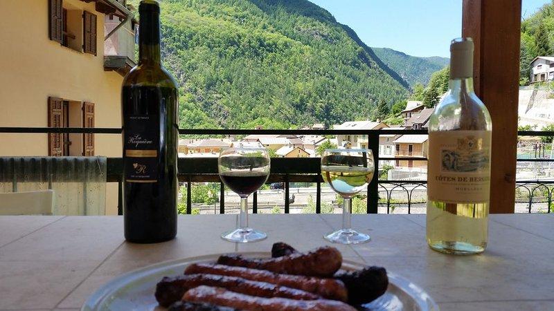 Chalet familial pour 10 personnes à la montagne entre Isola 2000 et Auron, holiday rental in Valberg