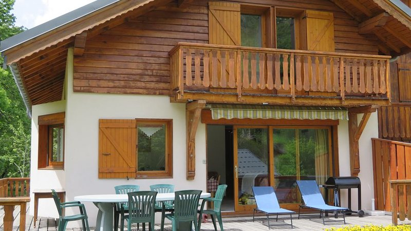 Chalet à Valloire 11 personnes 4 étoiles, holiday rental in Valloire
