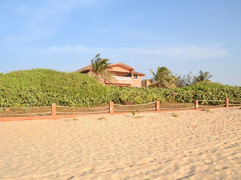 Ma maison sur la plage, vacation rental in Popenguine
