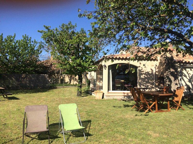 La maison du bonheur, location de vacances à Baudinard-sur-Verdon