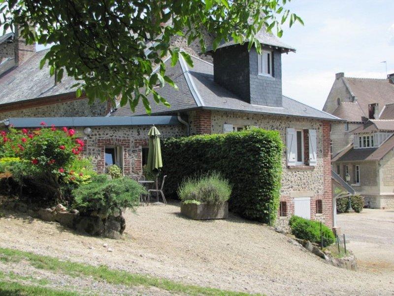 La ferme de Courcelles, dans la campagne et à Guise !, location de vacances à Ribemont