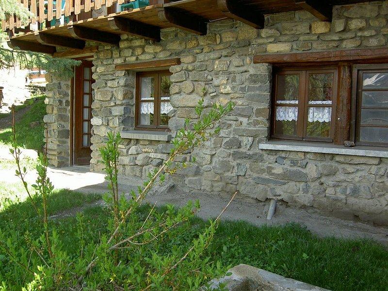 location de vacance ventelon, casa vacanza a La Grave