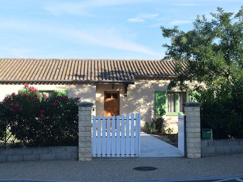 NOUVEAU  GITE: LABEOURADOU Gîte classé 3* par Etoiles de France, holiday rental in Pailhes