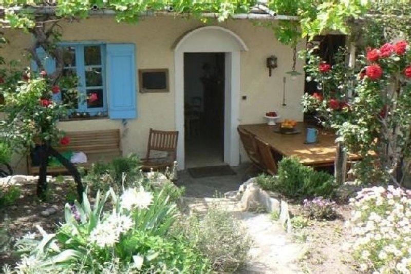 PROMO  Maison de charme  dans village authentique de Balagne / 10 minutes plages, location de vacances à Pigna