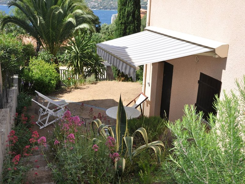 Studio 2 personnes  propriano, vacation rental in Propriano