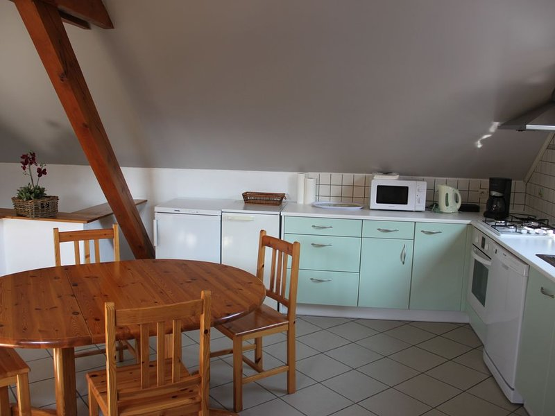 maison au coeur d'un village du Ried., holiday rental in Bas-Rhin