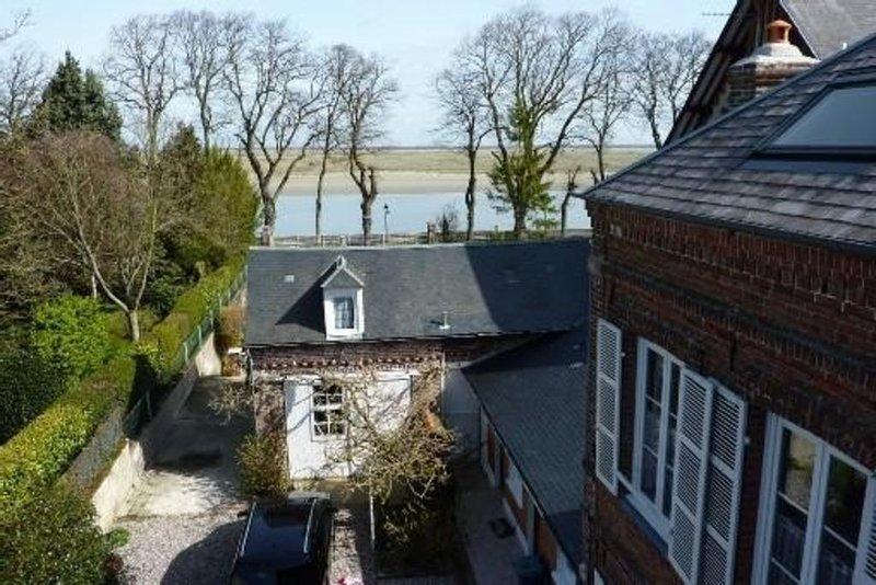 Villa sur le quai pietonnier, vacation rental in Somme