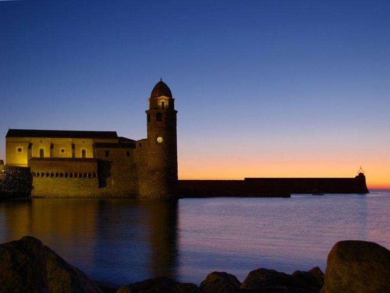 Collioure by night : so romantic !