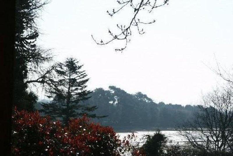 Villa récente très confortable au calme, vue mer, cadre verdoyant., casa vacanza a La Foret-Fouesnant