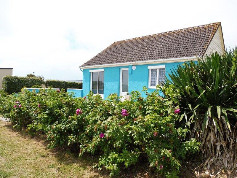 adjacent a la plage, maisonnette, cote est du Cotentin,, holiday rental in Ravenoville