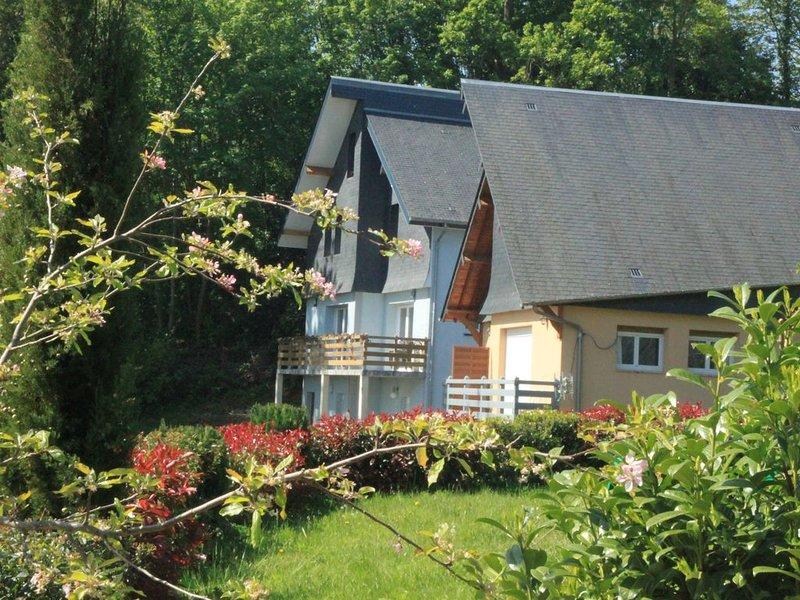 Maison COSY  - Rosalina Honfleur, Ferienwohnung in Gonneville-sur-Honfleur