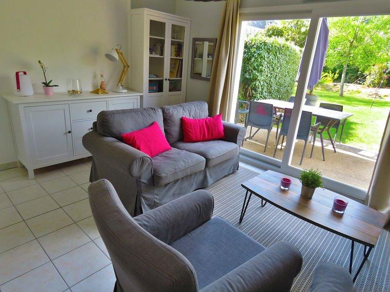 Maison Cap Coz Fouesnant - 100 m de la plage - Tout confort avec Wifi, holiday rental in Fouesnant