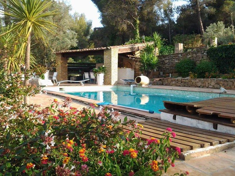 mas provençal vieilles pierres, vacation rental in Ceyreste