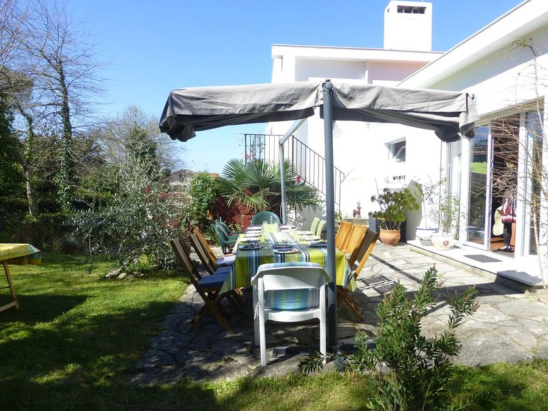 Villa de 180m2 sur biarritz Centre, vacation rental in Biarritz