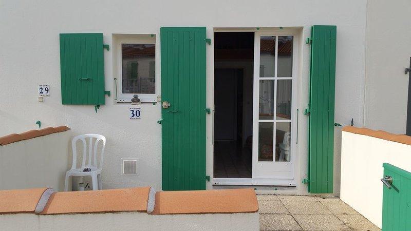 Maison - 4 Personnes - Piscine - Plage - Commerces - Terrasse - Ile de Ré - Port, location de vacances à Saint-Martin-de-Ré