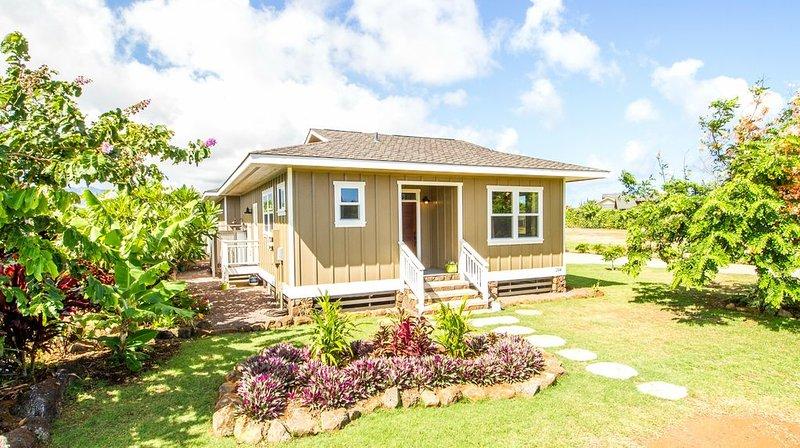 Exquisite Cottage!!! Hale Minoaka at Poipu Beach Estates, vacation rental in Poipu