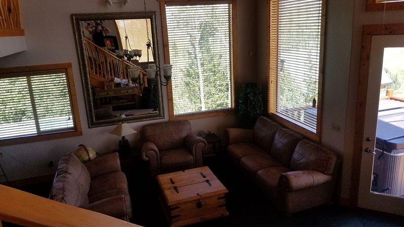 KING OF THE MOUNTAIN, vacation rental in Summit