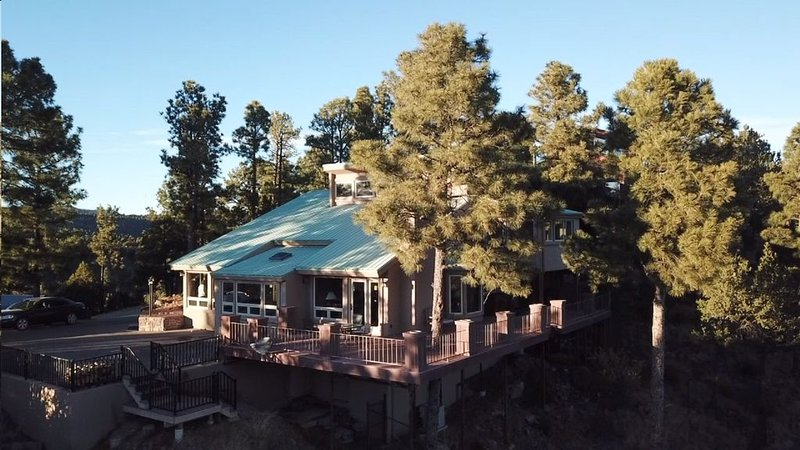 Top of the world views!, vacation rental in Ruidoso Downs