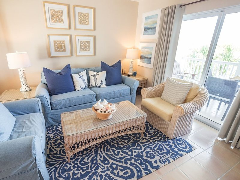 Newly Renovated- 1Br/1Ba Oceanview Condo At Northwest Point, vacation rental in Turtle Cove