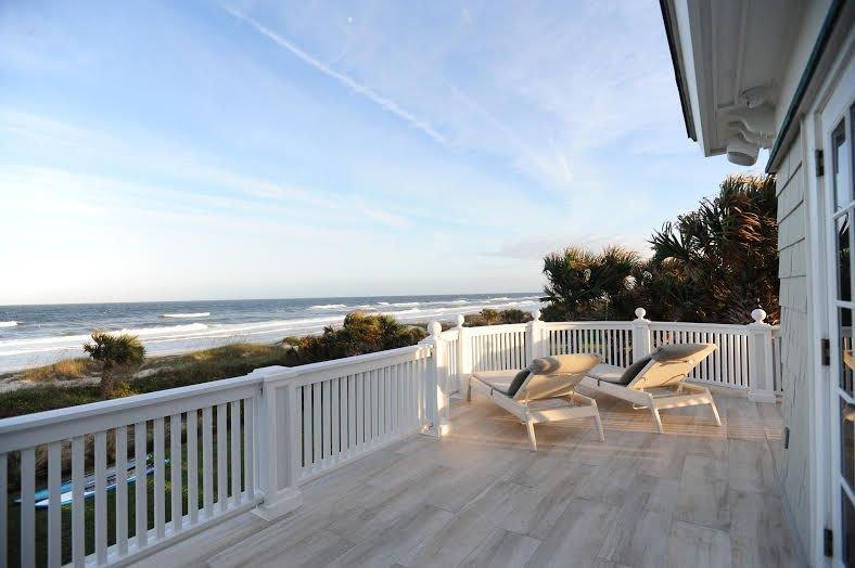 307 Ponte Vedra Blvd, 6 Bedrooms, 5 Bathrooms, Beachfront, Sleeps 12, holiday rental in Ponte Vedra Beach