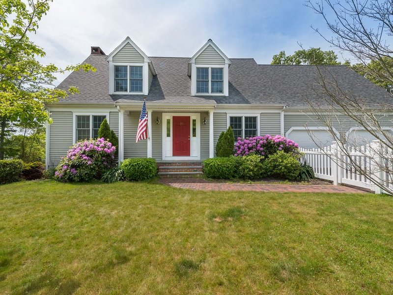 Welcome to our Cape Cod home