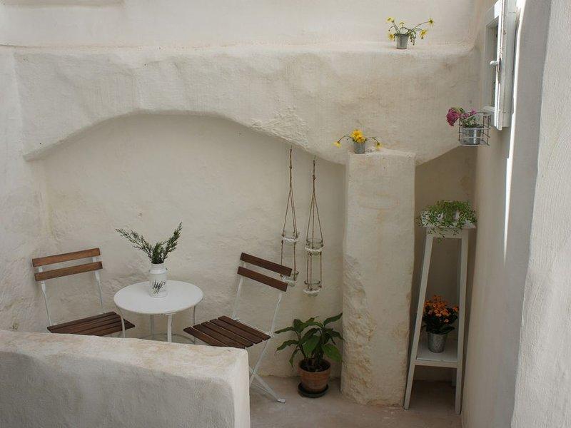 Dimora in Vico  Borgo storico Matino, aluguéis de temporada em Matino