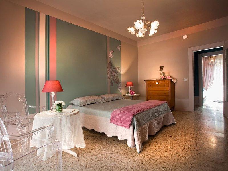 Residenza 'DOLCE FIORE', location de vacances à San Vito Al Mantico