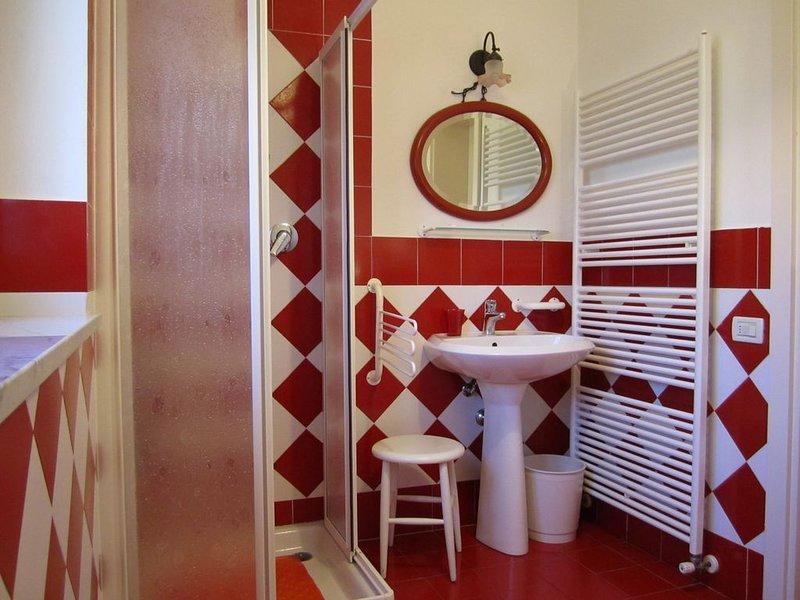 quarto de banho privado 10, com chuveiro