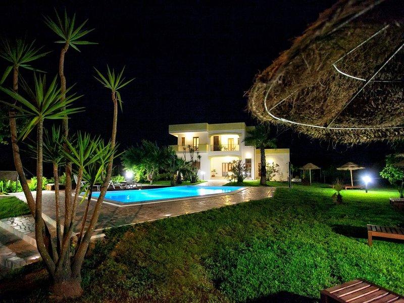 Non rinunciate alle comodità del B&B Aia Grande !! Fate una vacanza in Relax, aluguéis de temporada em Porto Badisco