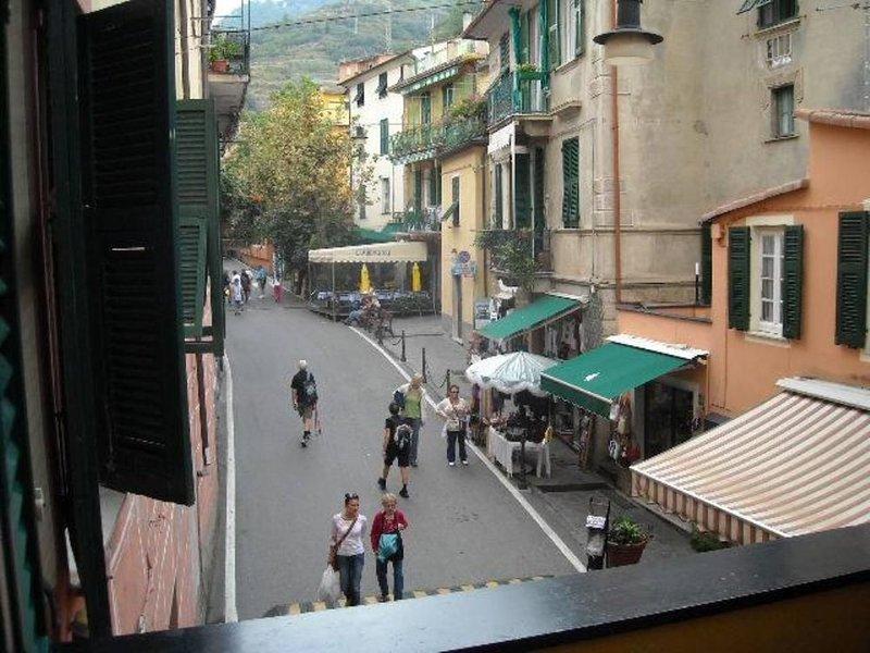 Monterosso Al Mare: Appartamento in posizione centrale, holiday rental in Monterosso al Mare