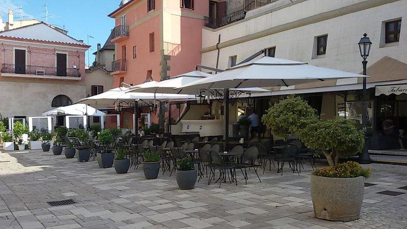 Appartamentino in pieno Centro Storico al Circeo, vacation rental in Colonia Elena