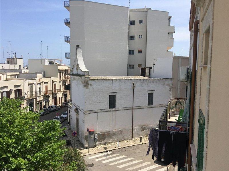 Apartment da Cecilia - BA*****************, holiday rental in Rutigliano