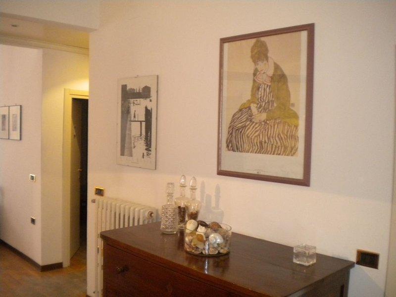 Appartamento in villetta vicino alla spiaggia, aluguéis de temporada em Cecina